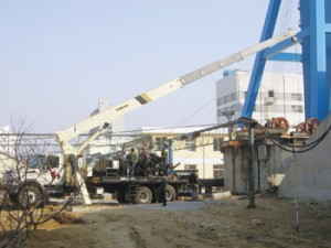 Emergency Egress System for the Huainan Mining