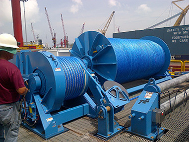 Deepwater Lowering Systems
